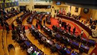 Fiscalía de El Salvador investiga la irrupción de los militares en el Congreso