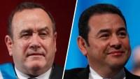 """Nuevo presidente de Guatemala halla varios """"entuertos"""" dejados por gobierno saliente"""