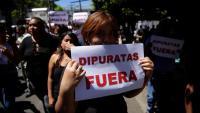 Exigen al Congreso de El Salvador aprobar préstamo para planes de seguridad
