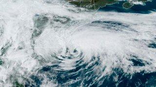 huracanes aerea