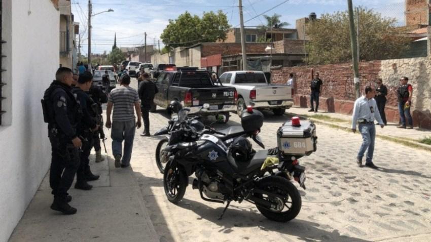 Balacera en Tlaquepaque, Jalisco