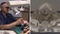 La mascarilla más cara del mundo tiene 3,600 diamantes y su dueño vive en Estados Unidos
