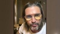 """Juanes cuenta cómo se """"robó"""" un Tesla y la policía llegó a buscarlo"""