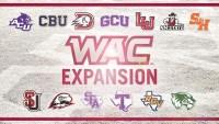 Cuatro universidades de Texas y una de Utah se unen a la Conferencia Atlética del Oeste