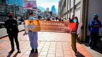 COVID-19 en el mundo: reportan fuerte aumento de contagios en Colombia y Chile