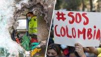 Qué pasa en Colombia: por qué siguen las marchas y disturbios sin la reforma tributaria
