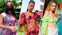 Las candidatas latinas a Miss Universo cuentan sus anécdotas a días del certamen