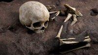 Mtoto, un niño de tres años,es el enterramiento humano más antiguo de África