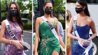 La fase de vestido de gala y traje de baño, segunda prueba rumbo a la final de Miss Universo