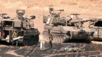A cañonazos: Israel ataca con tanques a sus enemigos en Gaza