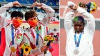 La regla 50: ¿Por qué el COI castigaría a unas atletas por usar un pin e investigó un gesto en el podio?